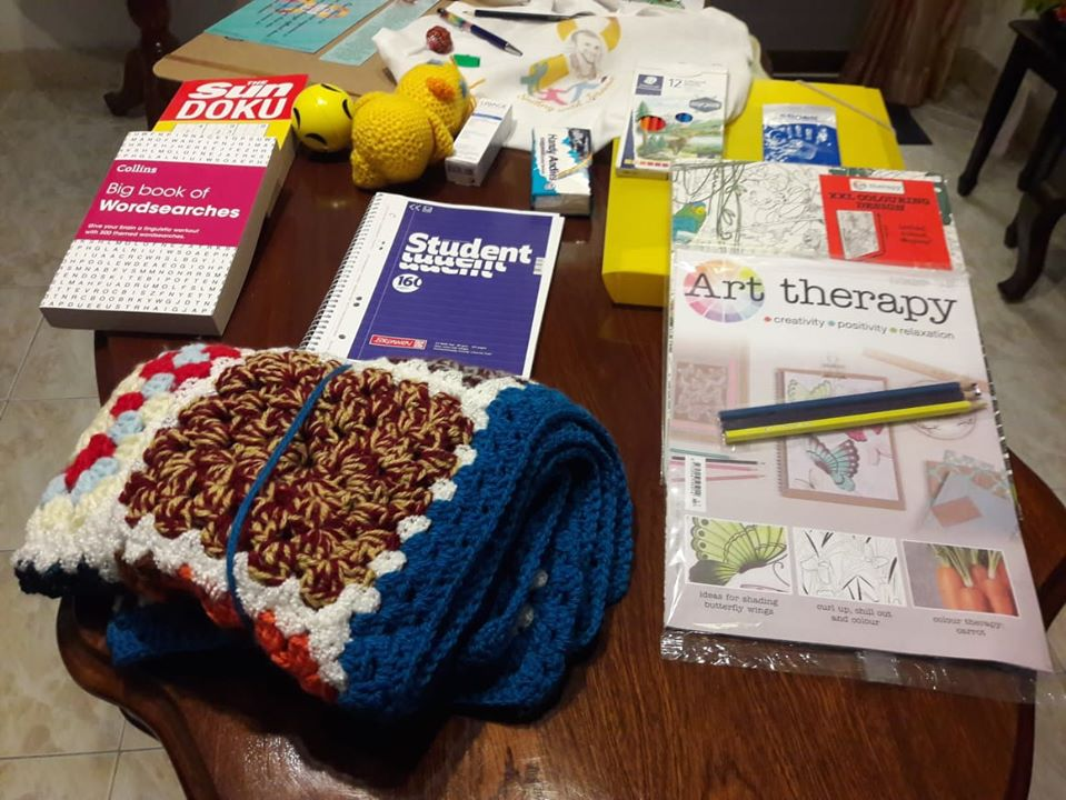 Chemo Bags of Hope